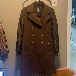 Vince Camuto Bomber Coat